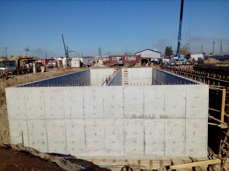 Цвет литой бетон столбики из бетона